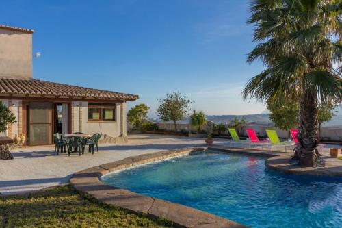 Villa / Maison CALMA à louer à Moraira