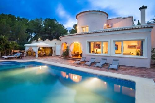 Villa / Maison LISA à louer à Benissa