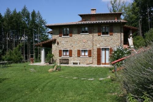 Location villa / maison dans les bois