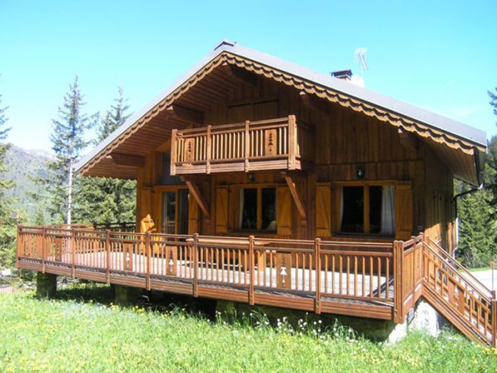 Chalet Freestyle to rent in Méribel