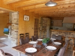 Location chalet foret