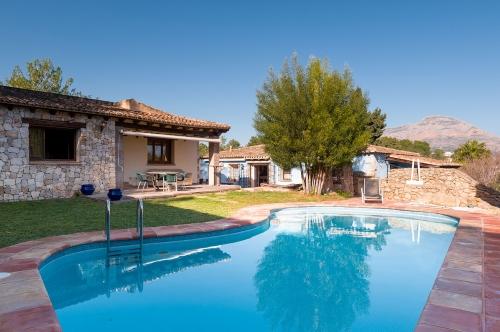 Villa / Maison Rustica à louer à Javea