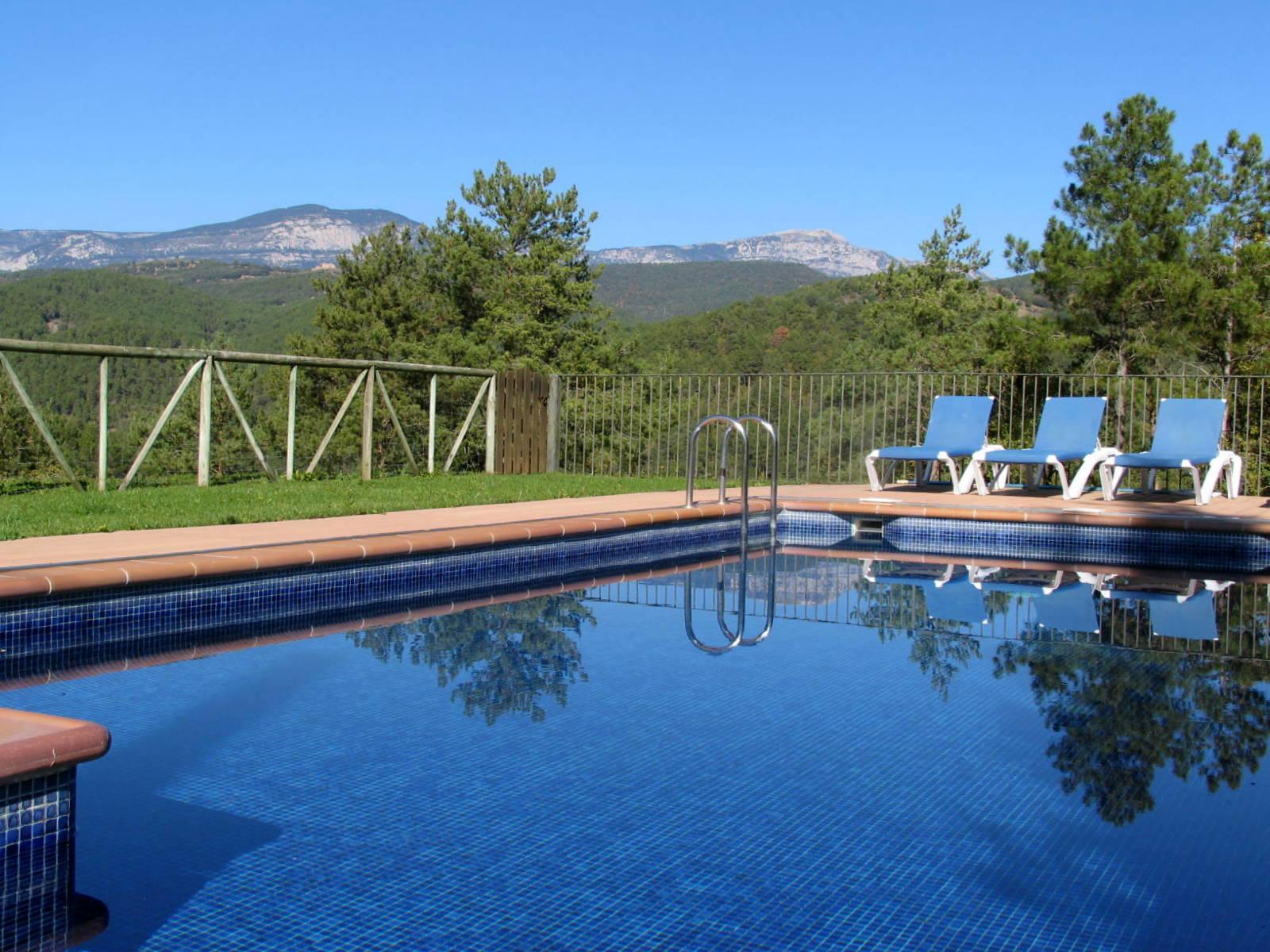 Location villa / maison masia catala 13514