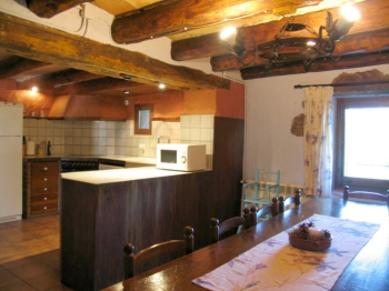 Villa / maison masia catala 13514 à louer à lladurs