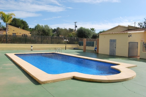 Rental villa / house rosalia