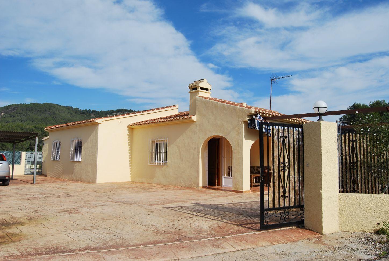 Réserver villa / maison rosalia