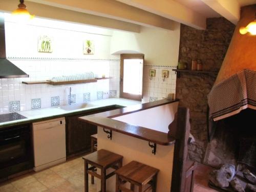 Reserve villa / house serrateix 11434