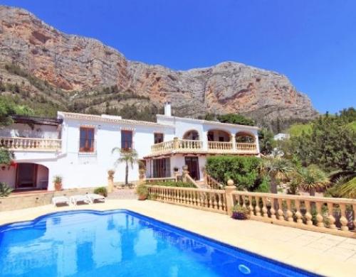 Villa / Maison Monroe à louer à Javea