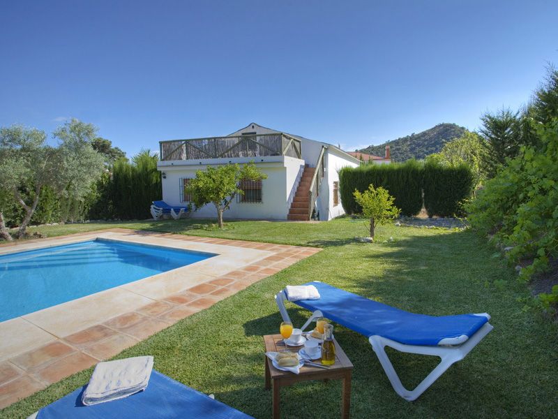 Location villa alora 8 personnes roc601 - Villa a louer casa do dean ...