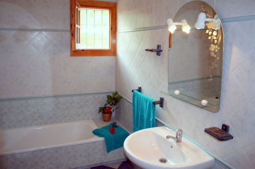 Rental villa / house el chorro