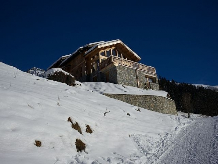 Chalet Sapin de Noël to rent in Méribel