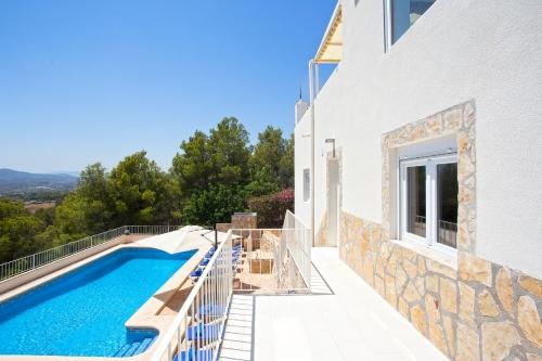 villa à Javea, vue : Campagne