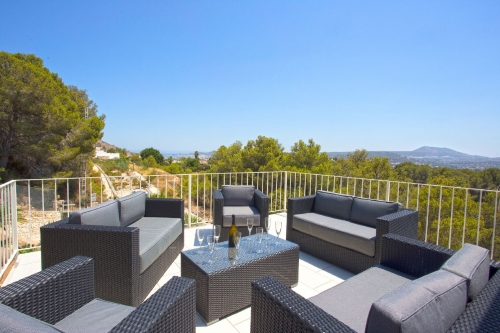 Villa / house carole to rent in javea