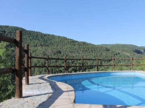 Property villa / house oliana 10413