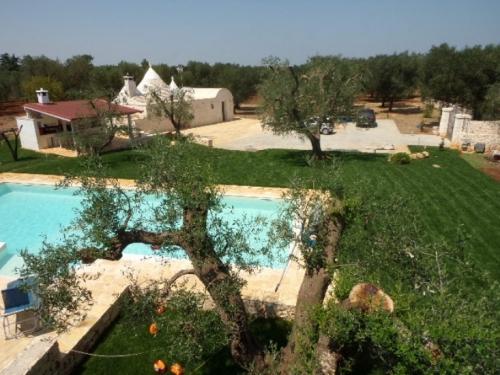 Villa / Maison Trullo Emily à louer à San Michele Salentino