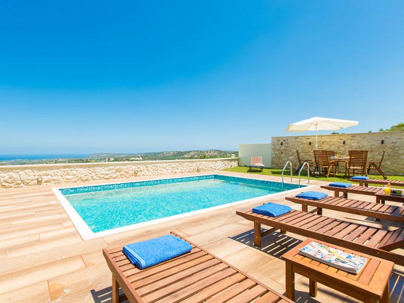 Villa / Maison Aphrodite  à louer à Rethymnon