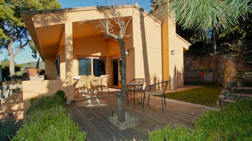 Villa / maison twist à louer à tamariu