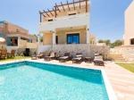 Villa / Maison Aphrodite δυο à louer à Rethymnon