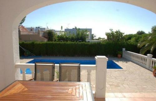 villa à Ametlla de Mar, vue : piscine