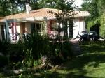 Villa / maison entre lac et océan  à louer à hourtin