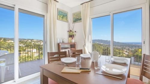 Rental villa / house balance