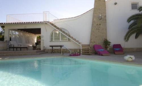 villa à Alfaz del Pi, vue : piscine
