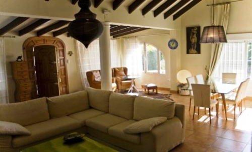 Villa / house amazonas to rent in alfaz del pi