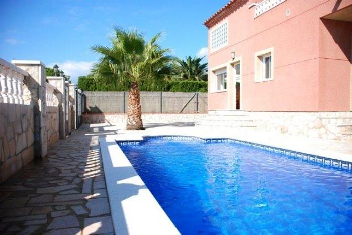 Villa / Haus CALITA zu vermieten in L'Ametlla de Mar