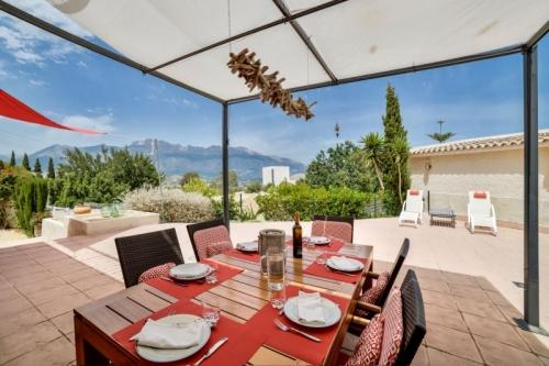 Villa / Maison CARACOL à louer à Altea