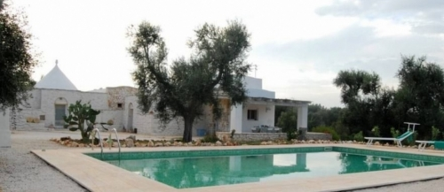 Villa / Maison White à louer à San Michele Salentino