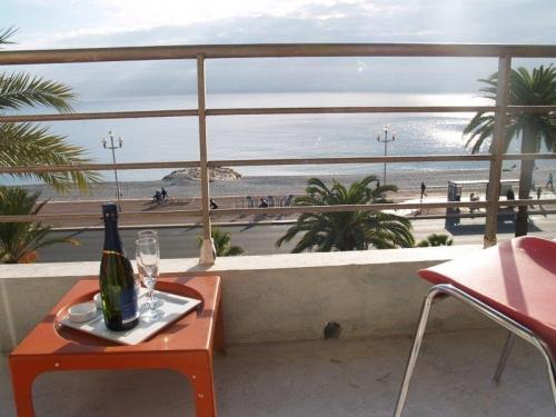 Appartement Promenade des anglais-fabron à louer à Nice