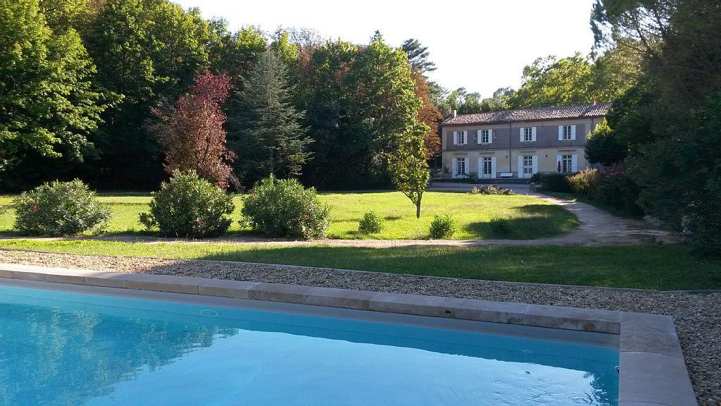 Villa / maison proche lac du salagou à louer à clermont l'herault
