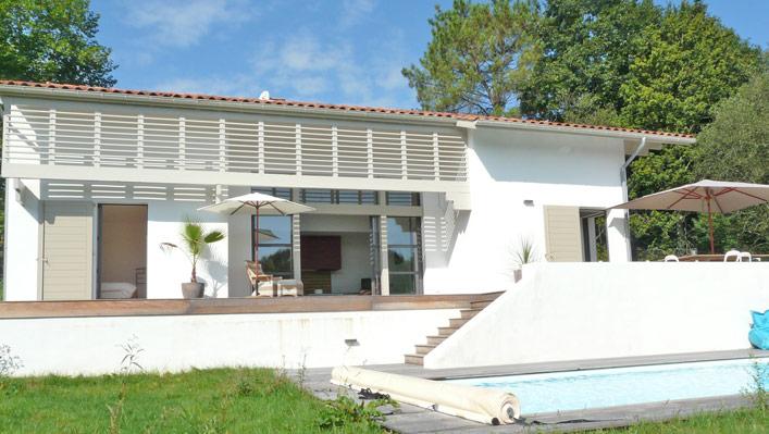 Location villa / maison arcangues