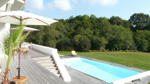 Reserve villa / house arcangues