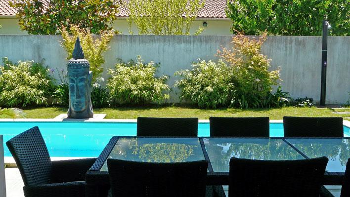 Villa / Maison luxe La petite de la plage