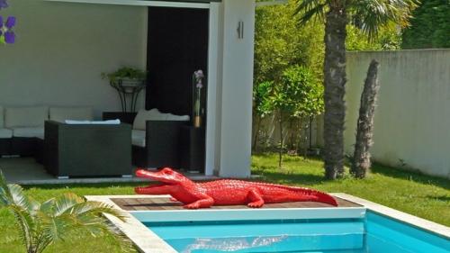 villa / maison la petite de la plage
