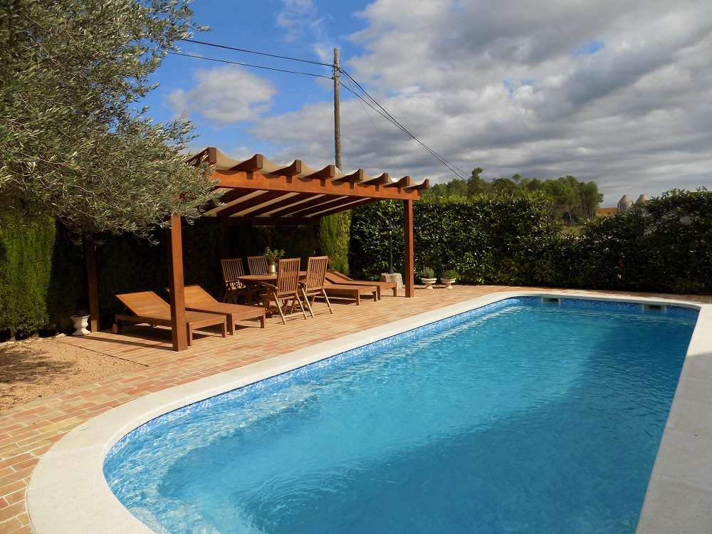 location villa banyoles 10 personnes ver405