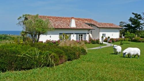 villa à Saint Jean de Luz, vue : Mer