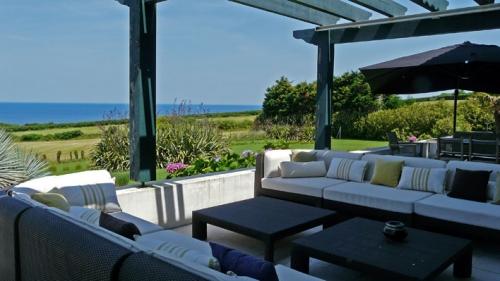 Villa / house Luxueuse et vue océan to rent in Saint Jean de Luz
