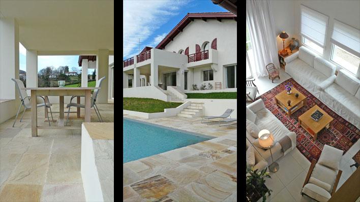 Villa / Maison luxe NéoBasque