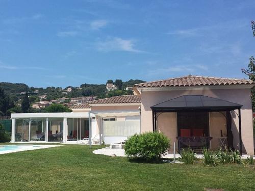 Villa / maison mitoyenne Rose à louer à Cannes