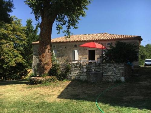 Villa / Maison Pierres du Lot à louer à Montcuq