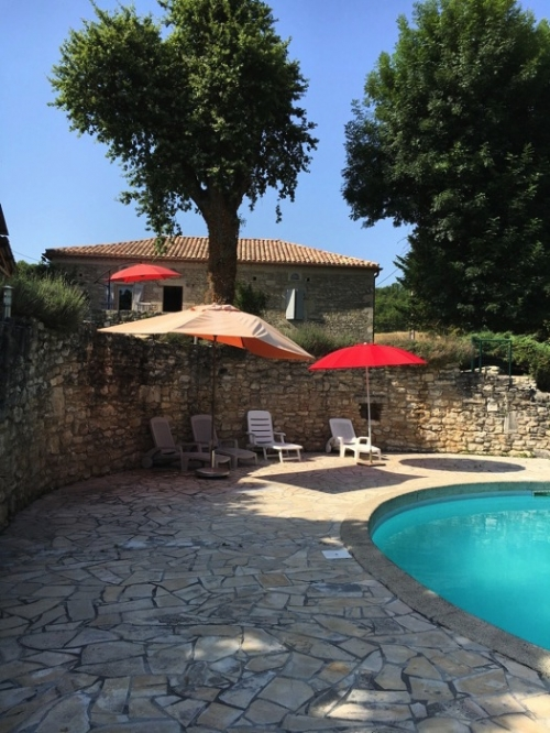 Villa / house Pierres du Lot to rent in Montcuq