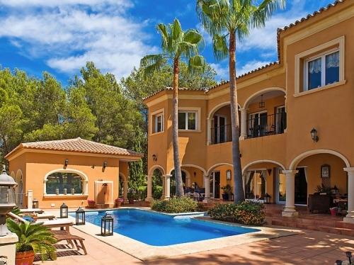 Villa / Maison JES à louer à Javea