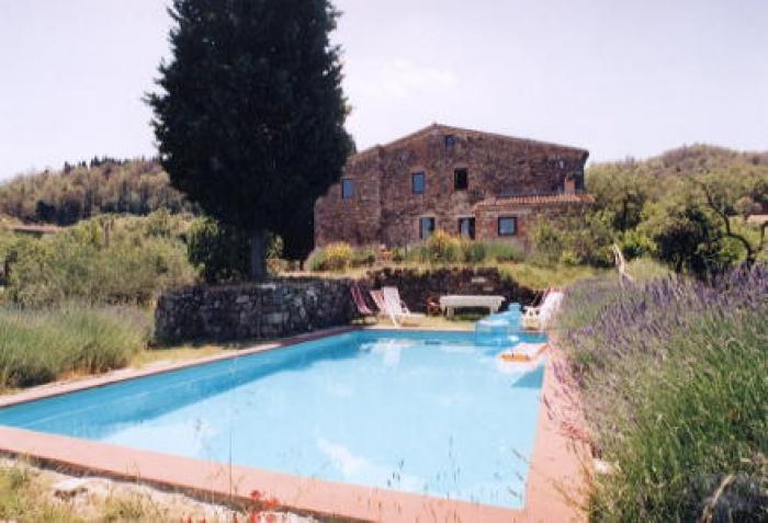 Villa / house FOTTI to rent in San Casciano dei Bagni