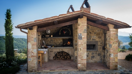 Villa / maison polliana à louer à san casciano dei bagni