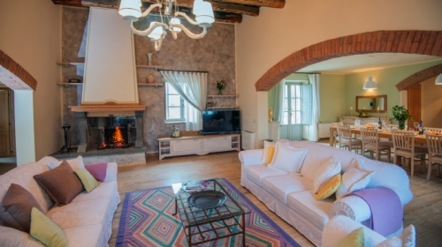 Location villa / maison polliana