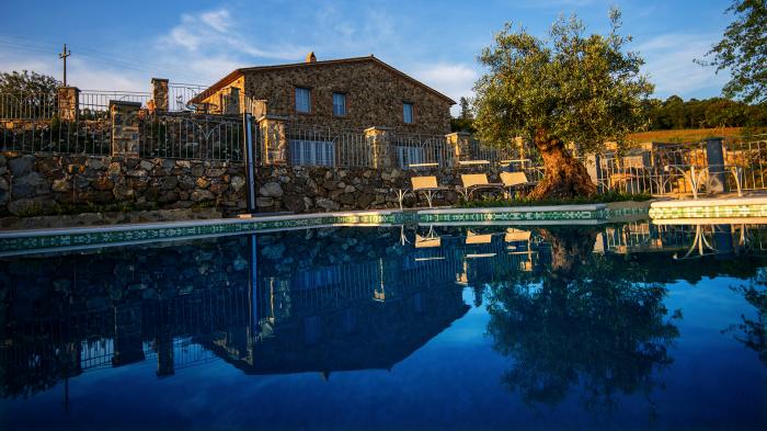 Villa / house POLLIANA to rent in San Casciano dei Bagni