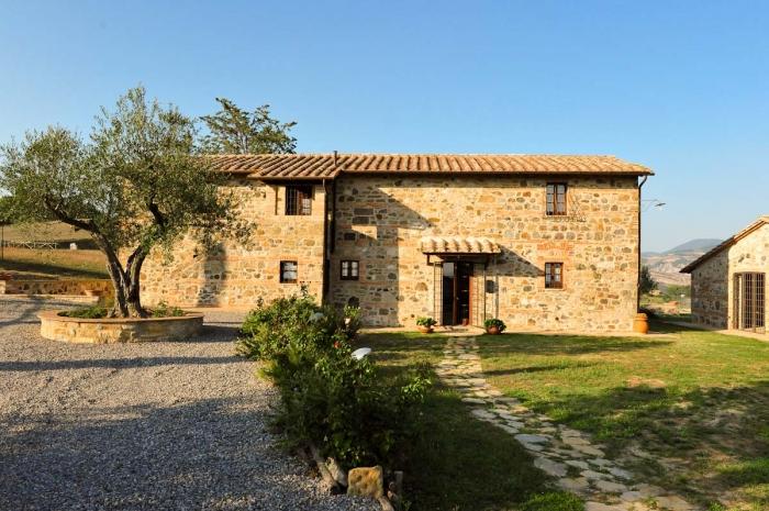 Villa / Haus LE PETIT OLIVIER  zu vermieten in San Casciano dei Bagni