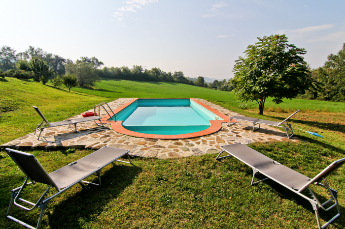 Rental villa San Casciano dei Bagni : 6 people - vic601